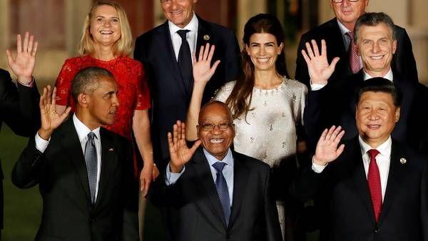 Concluye en China la cumbre del G20