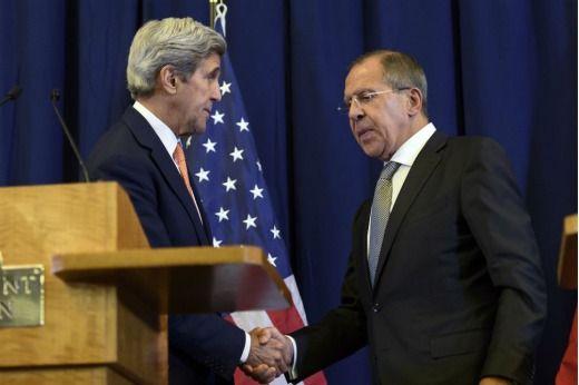 EEUU y Rusia anuncian plan para la paz en Siria