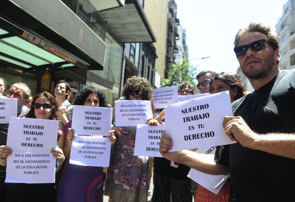 Amenazan de muerte a delegados de ATE en el Ministerio de Educación