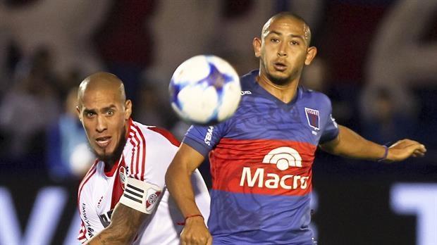 La probable formación de River para enfrentar a Tigre