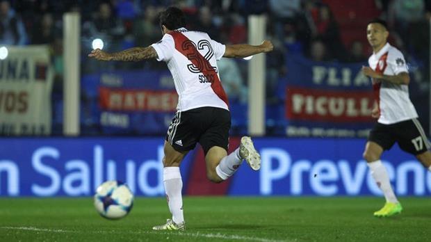 River dejó escapar dos puntos contra Tigre