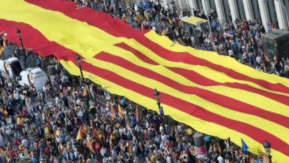 Gobierno anuncia pasos hacia la independencia de España — Cataluña