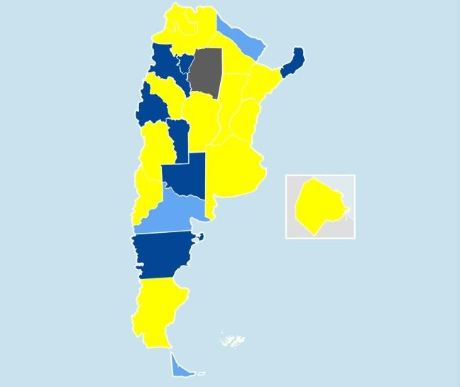 Cambiemos ganó en los cinco distritos más importantes — Generala servida