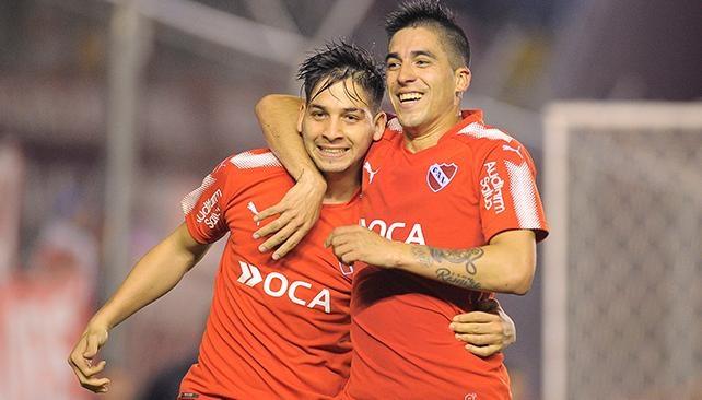 Independiente empató en la última jugada
