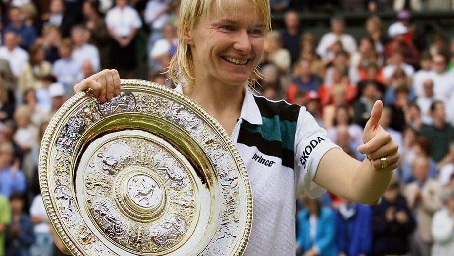 Murió Jana Novotna, ex rival de Gabriela Sabatini y campeona de Wimbledon