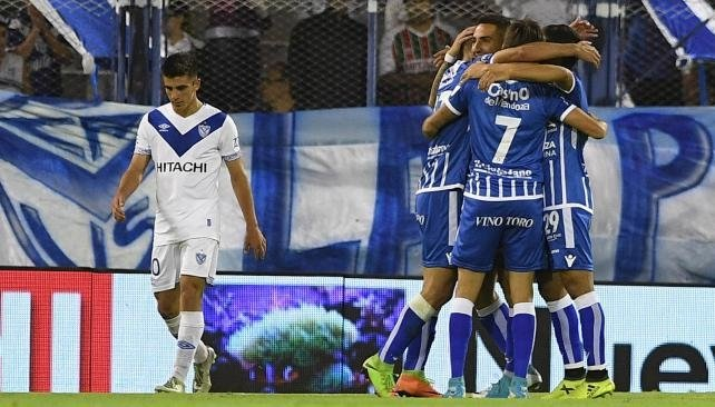 Vélez-Godoy Cruz por la Superliga: horario, TV y formaciones