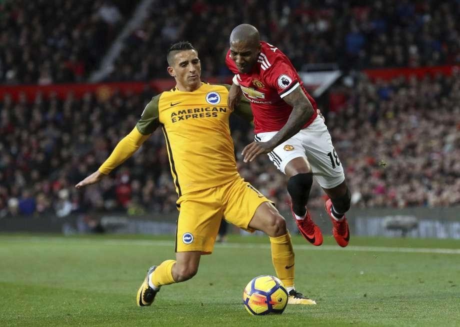 ManU derrota al Brighton, 1-0