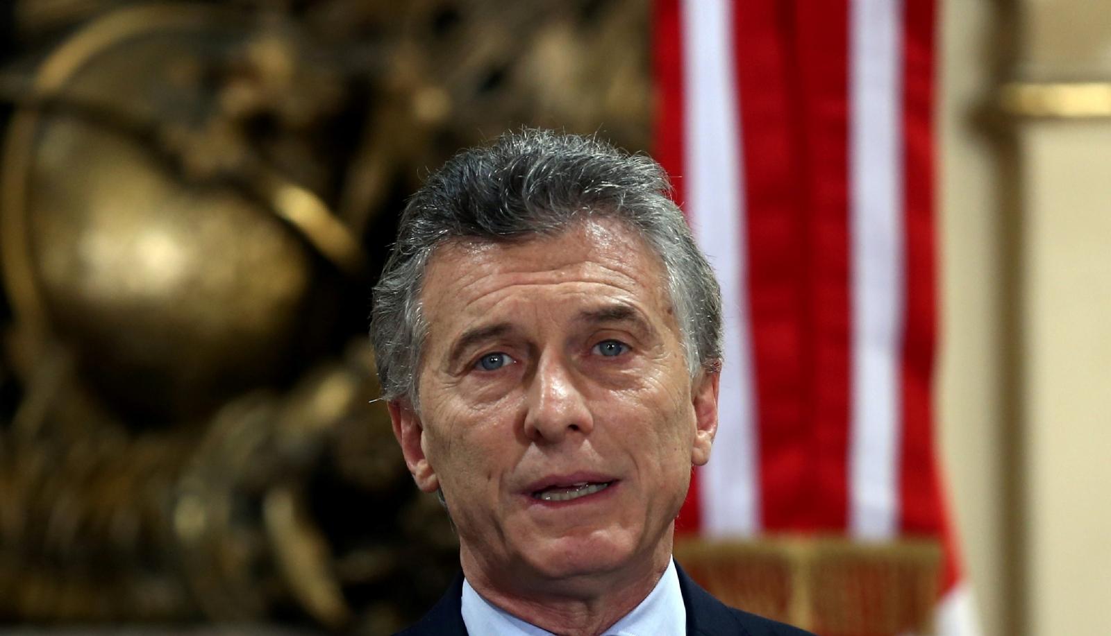 Macri homenajeó a las víctimas del atentado en Nueva York