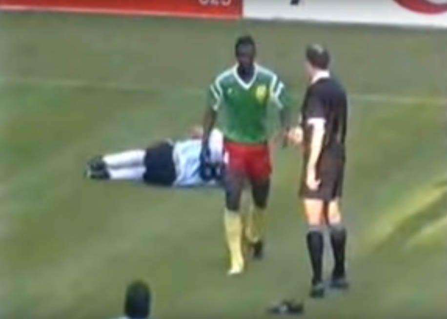 Muere el ex futbolista camerunés Benjamin Massing