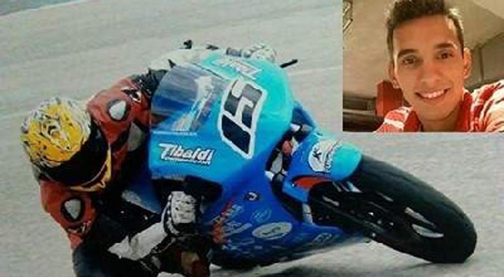 Murió un piloto cordobés en una carrera de motos