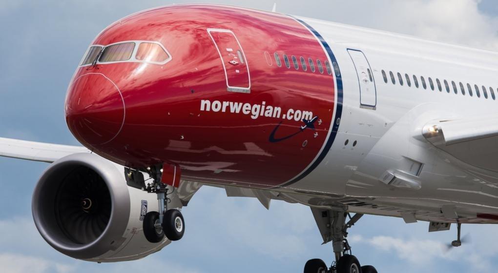 Autorizaron a operar a la low cost Norwegian Argentina