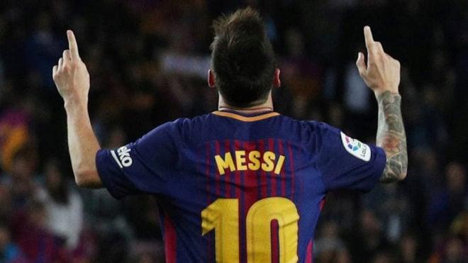 Barcelona y Celta empataron 2-2