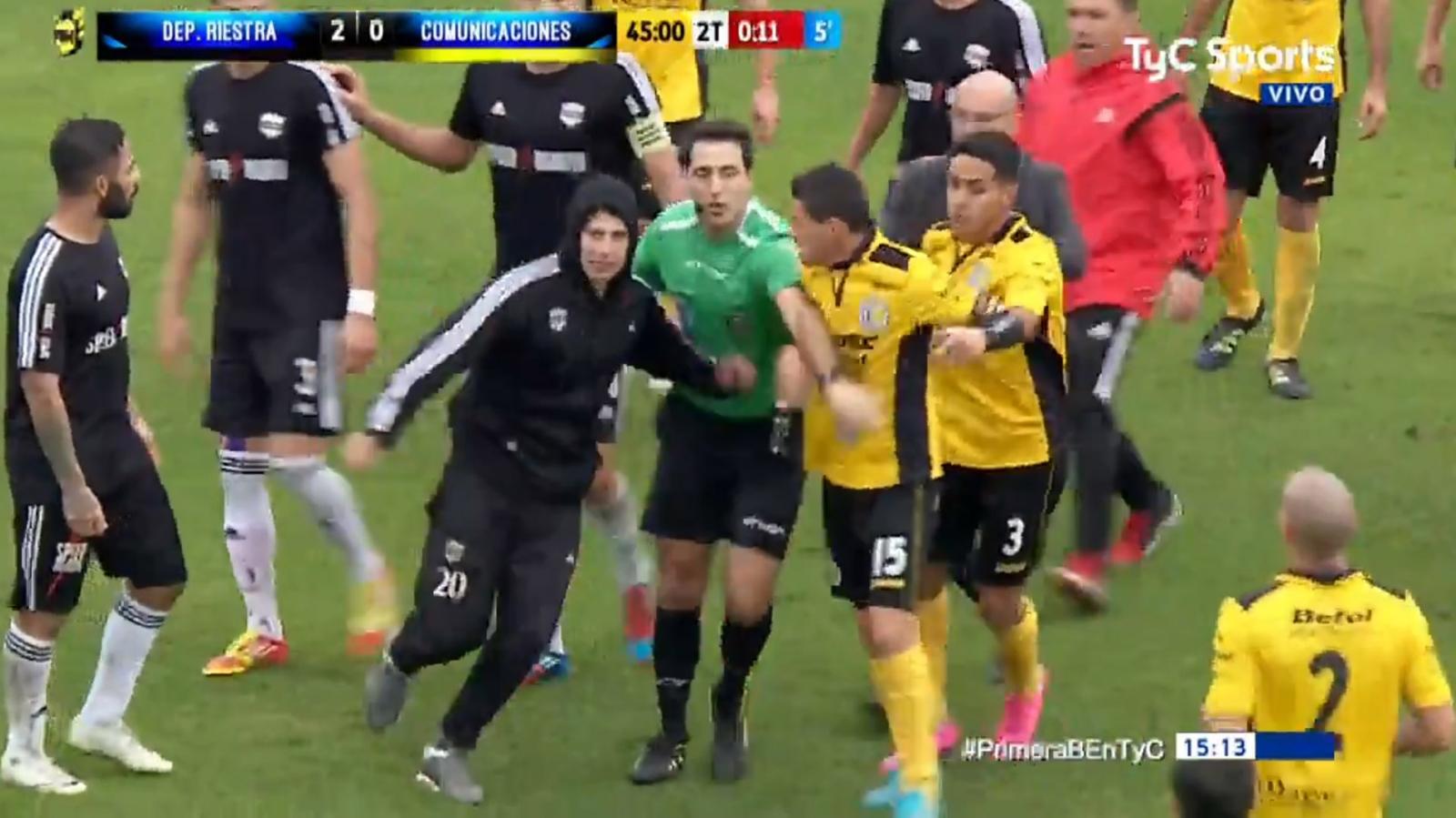 AFA le redujo la sanción a Riestra