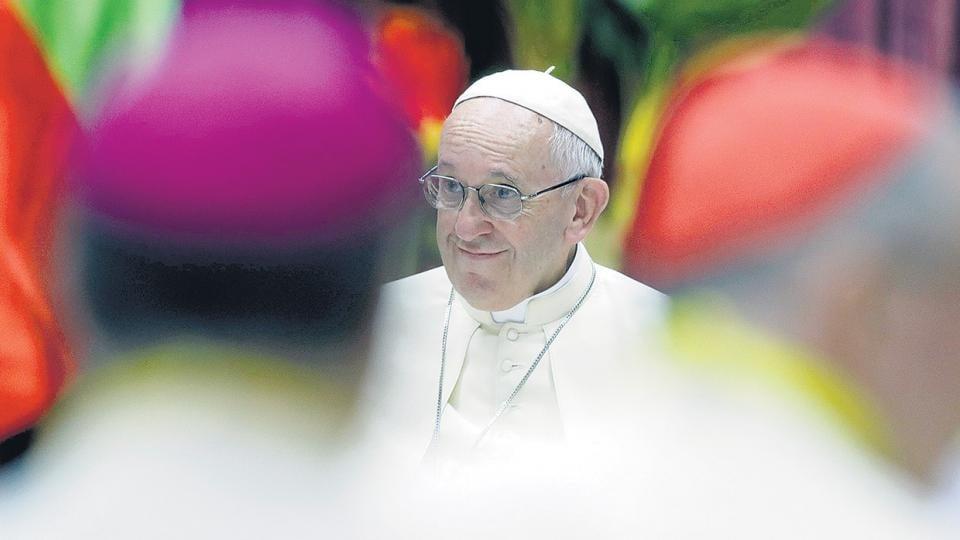 Papa habla con líder palestino en medio de crisis sobre Jerusalén