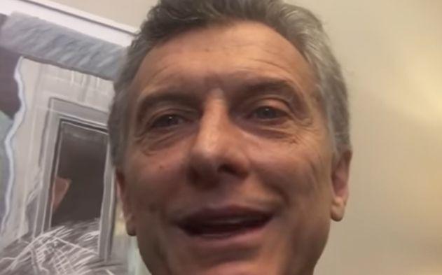 Macri abrió una cuenta en Taringa e invitó a una juntada