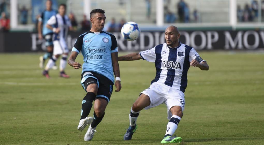 Talleres y Belgrano quedaron a mano en el clásico cordobés