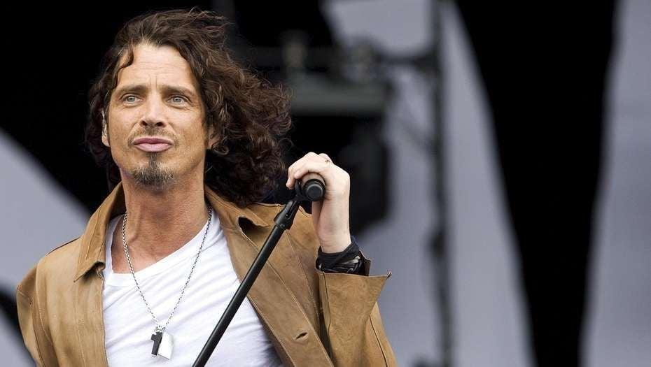 Murió Chris Cornell a los 52 años