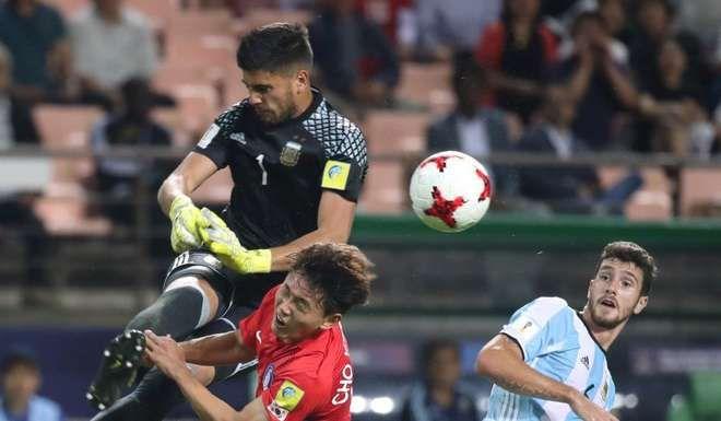 Sub 20: Argentina se enfrentará ante Corea del Sur