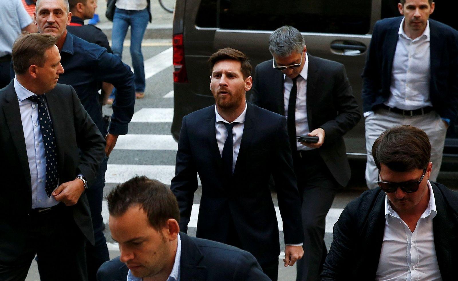 21 meses para Messi