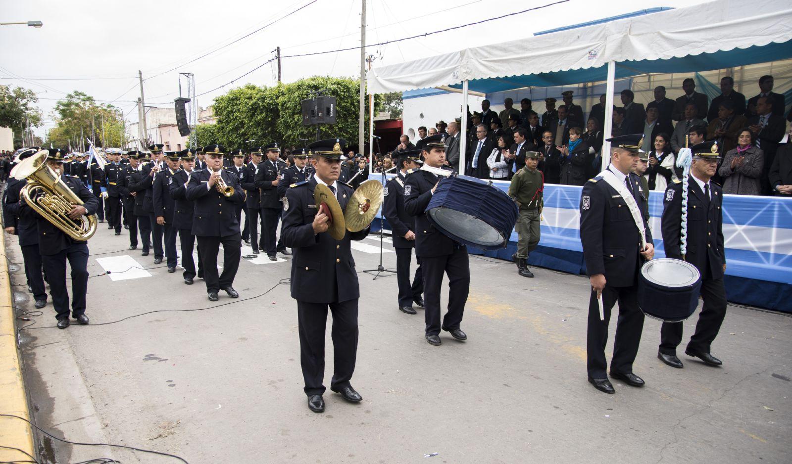 Suspendieron el desfile por el 25 de Mayo