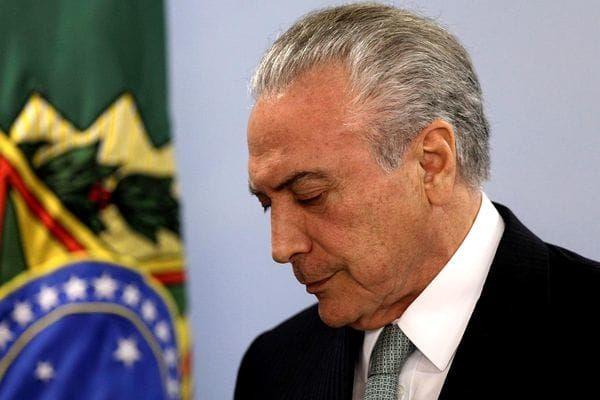 Temer anuló el decreto que dispone la intervención militar de Brasilia