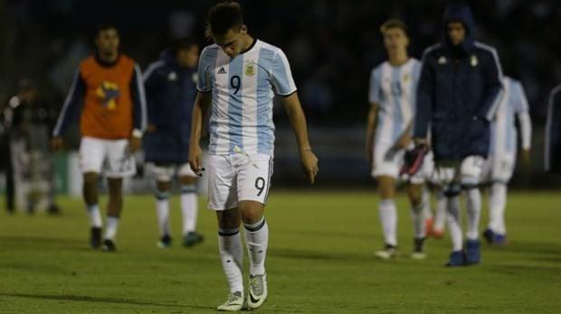 No hubo milagro: Argentina, eliminada del Mundial Sub 20
