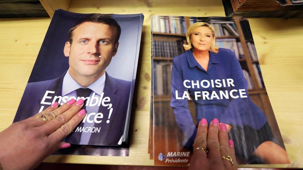 Marine Le Pen le desea