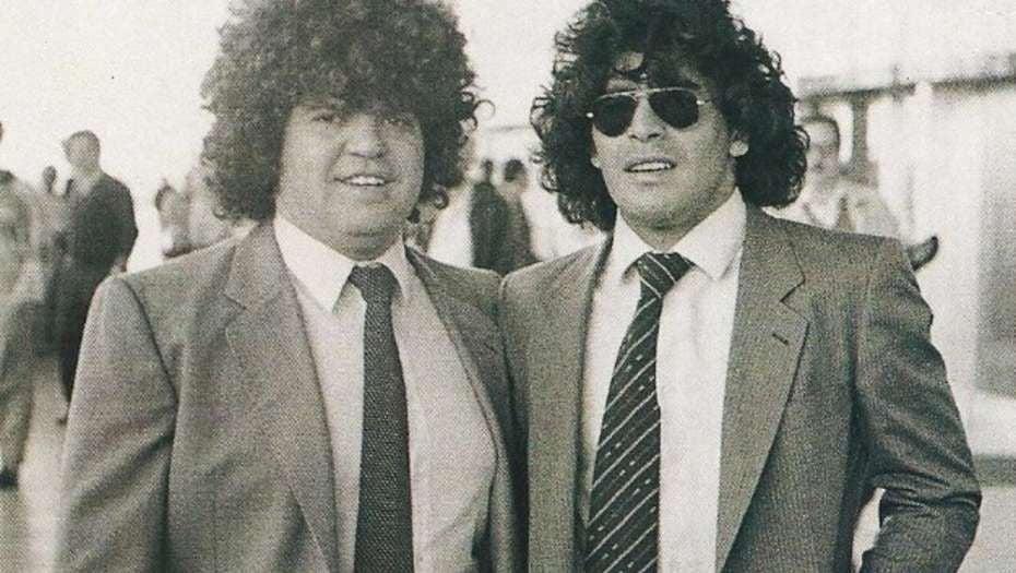 Encuentran muerto a Cyterszpiler primer representante de Maradona