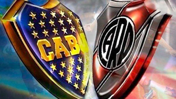 Así formarán los equipos en el Superclásico — Boca vs River