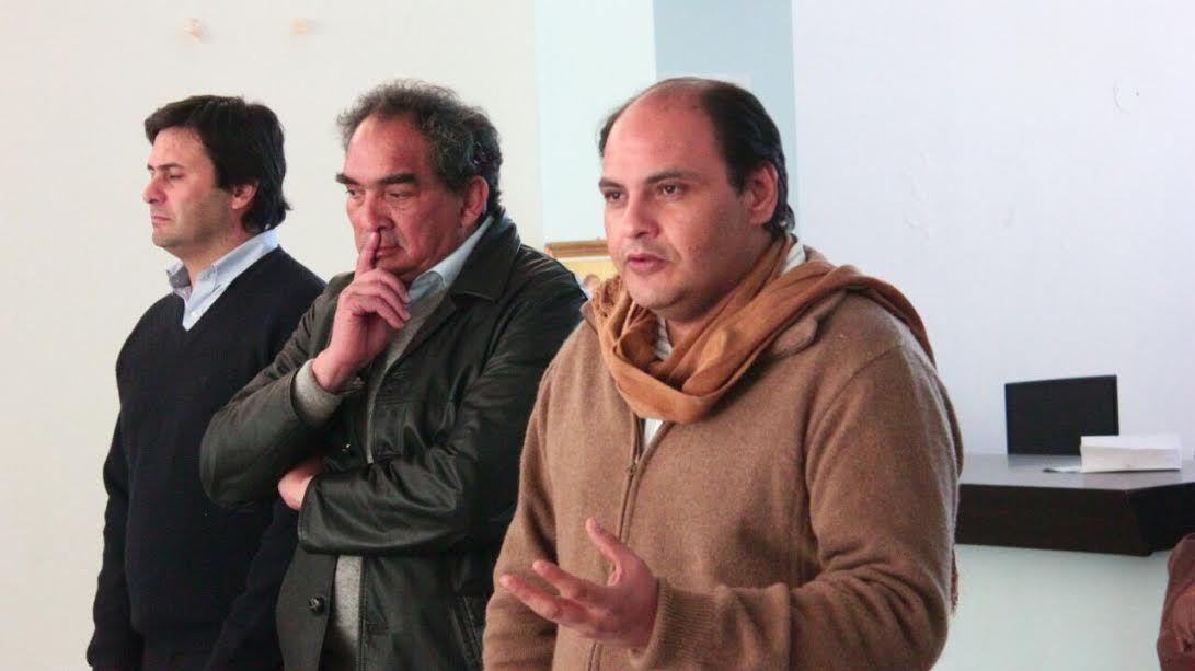 El ministro gustavo saadi realiz un fuerte llamado a la for Como se llama el ministro del interior