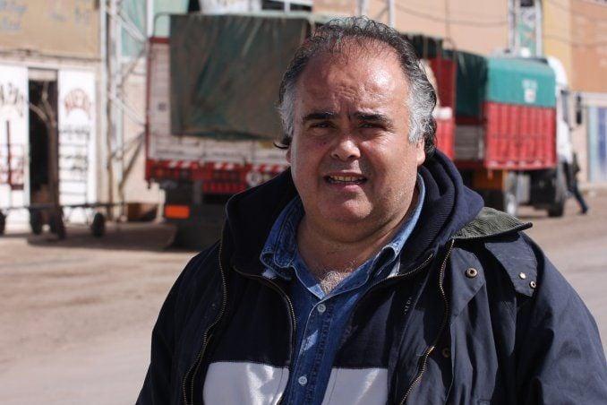 Tras la detención de Jorge Castillo, desmantelan puestos de La Salada