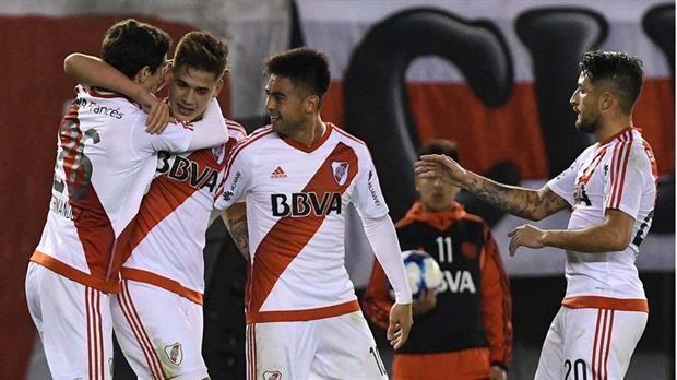 River con siete casos de doping positivo — Copa Libertadores