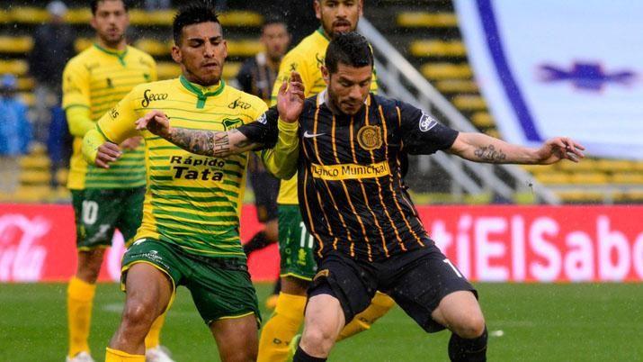 Defensa le ganó al lobo y clasificó a la Sudamericana