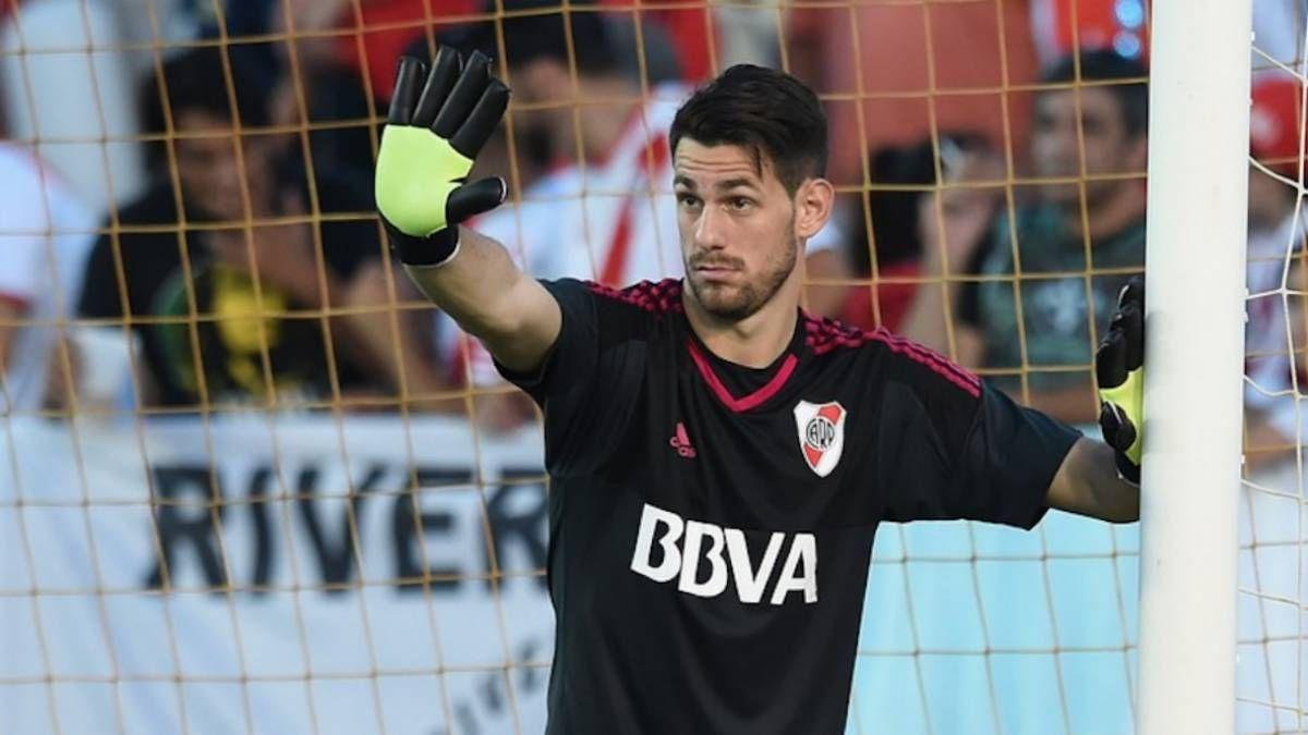 Jugadores de River Plate dan positivo en antidoping