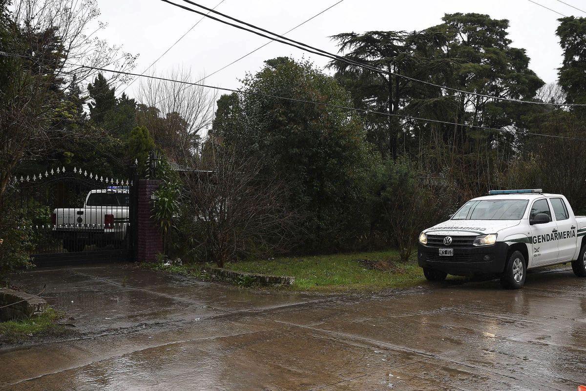 Allanaron la casa de un abogado por la desaparición de su esposa ...