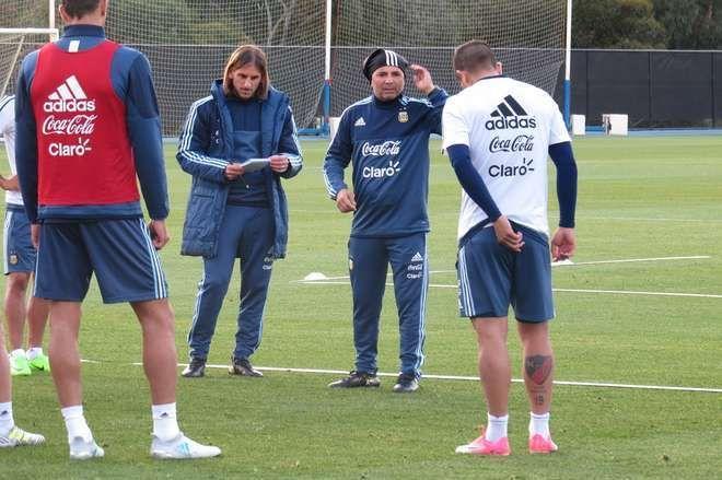 Jorge Sampaoli pide jugar amistosos y trascendió una lista de posibles convocados