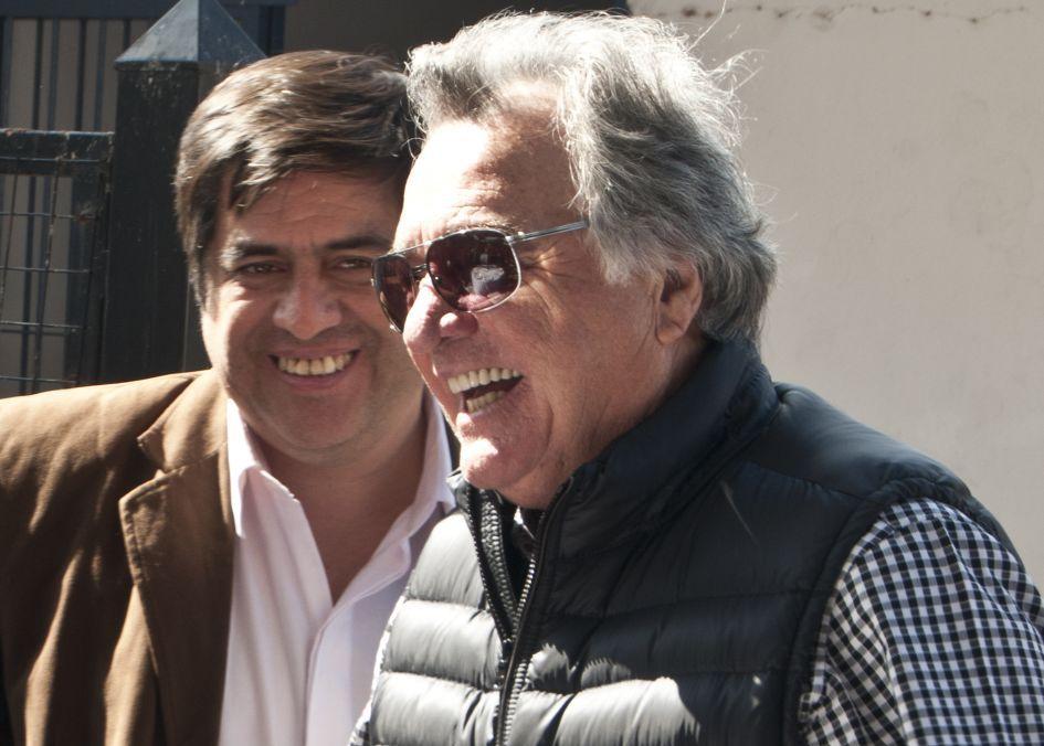 Le robaron a Luis Barrionuevo en su cumpleaños