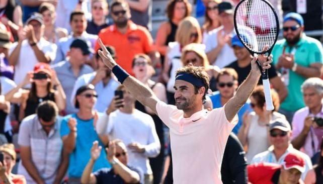 Choque de generaciones en la final de la Copa Rogers — Federer-Zverev