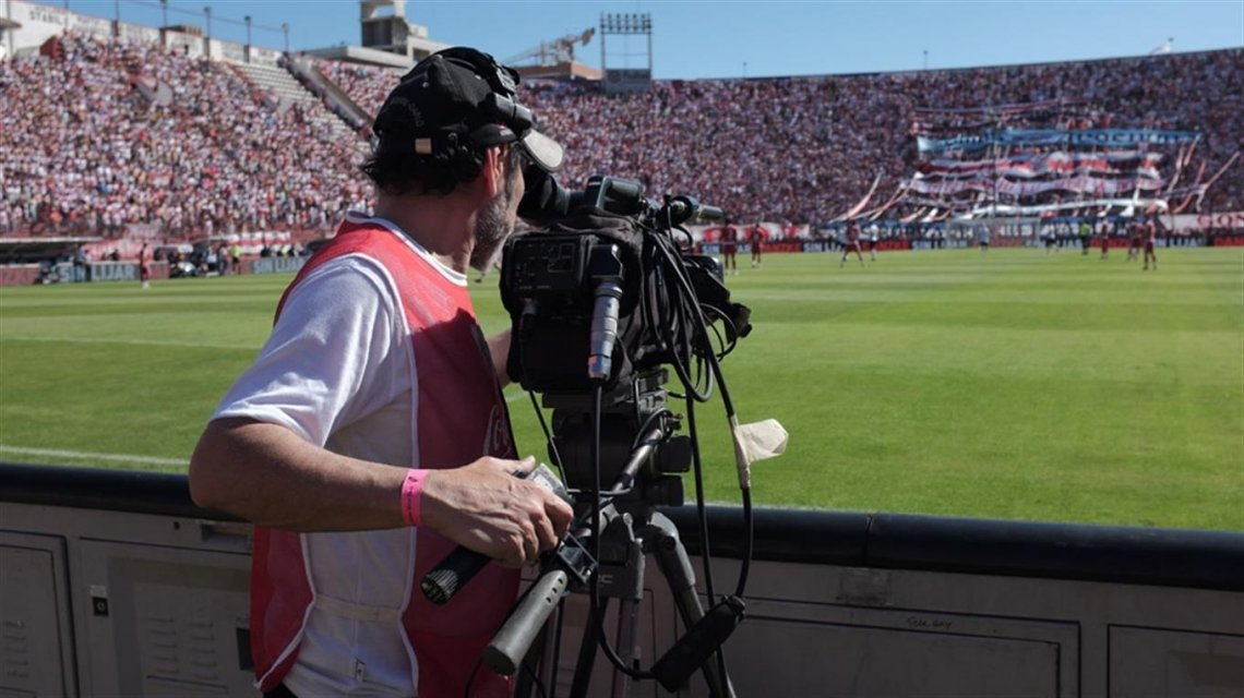La Superliga se verá gratis hasta fin de año por la TDA