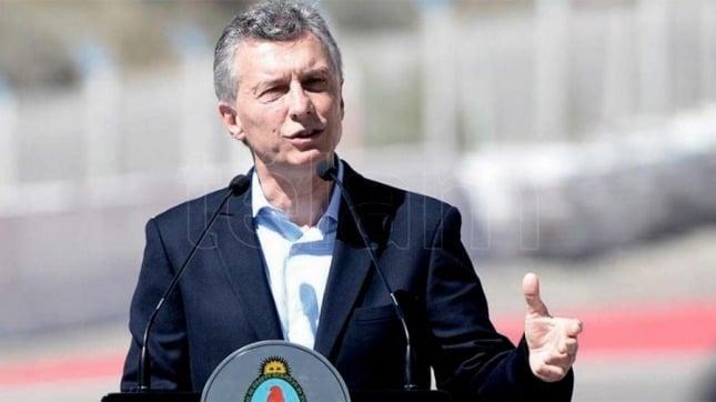Con un pie en la campaña, Macri inaugura obras en distritos opositores