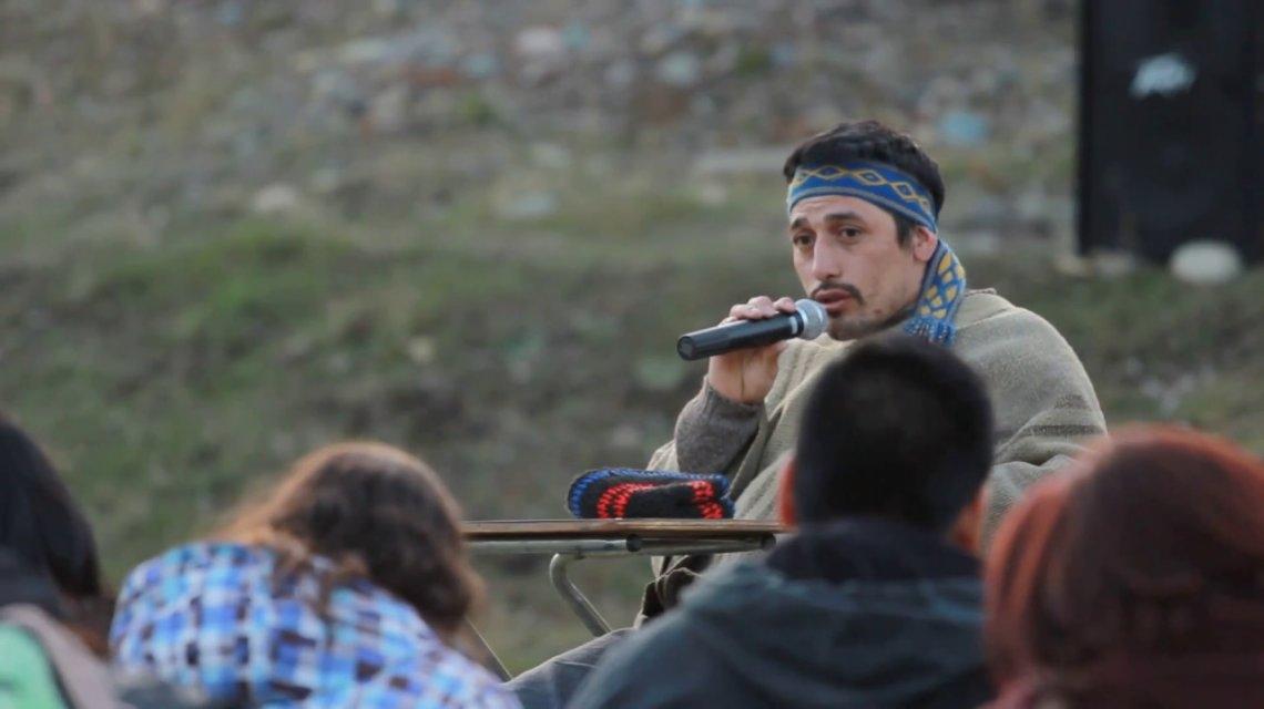 Supuestos activistas mapuches incendiaron autos de una contratista de YPF