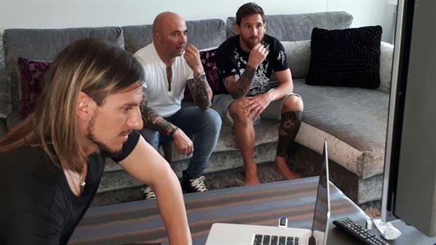 Messi volvió a brillar y el Barcelona vapuleó al Eibar