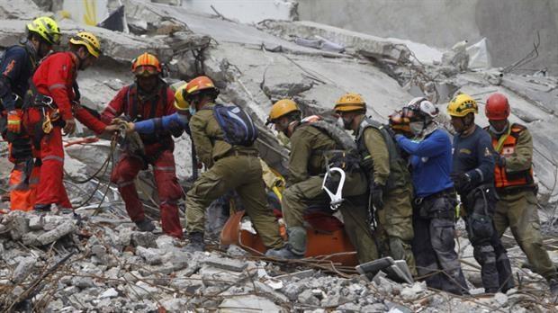 Hay un argentino entre las víctimas del terremoto en México