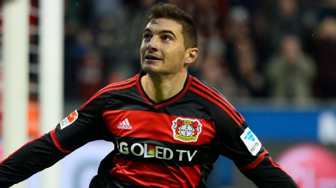 """El Leverkusen de Alario juega el adelantado de la """"Bundes"""