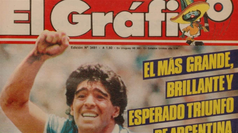 Revista impresa El Gráfico de Argentina llega a su fin