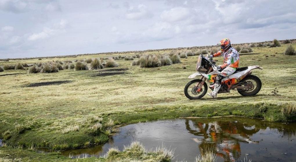 Cancelaron etapa especial de motos del Dakar por mal tiempo