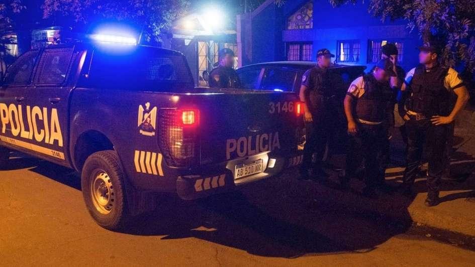 Un hombre mató a su mamá ya su hermano — San Martín