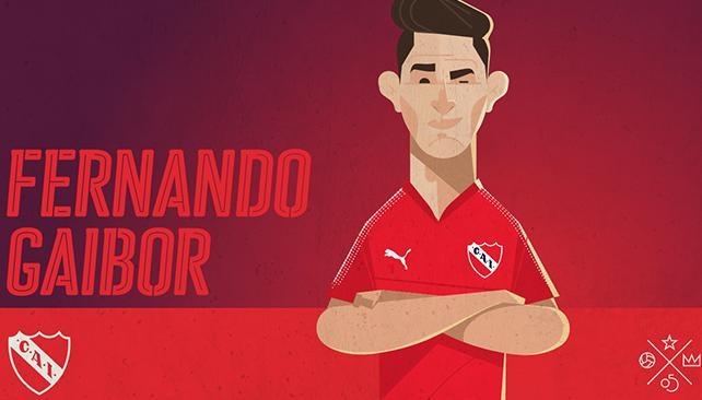 Fernando Gaibor es nuevo refuerzo de Independiente