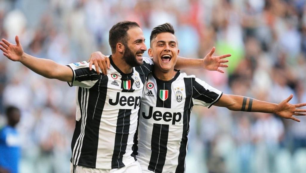 Gracias a Higuaín, Juventus le ganó a Atalanta en la primera semifinal