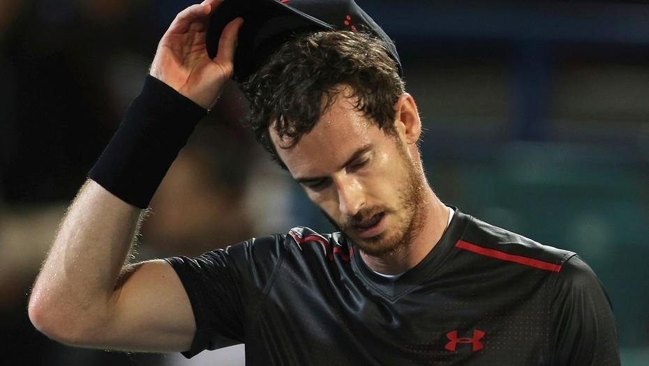 Murray se margina del Abierto de Australia por lesión de cadera